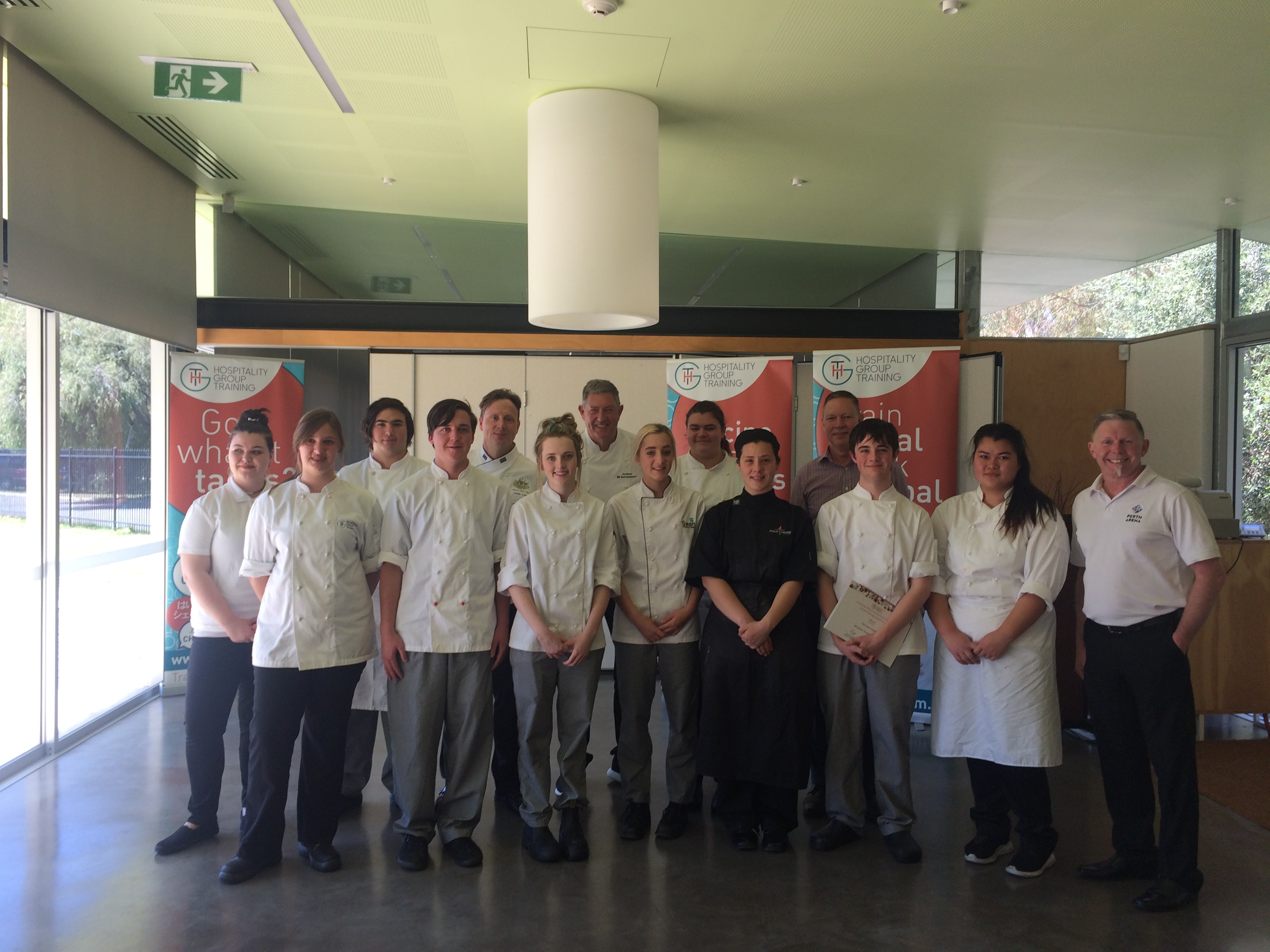 Taste of the Future Schools Cooking Competition 2015
